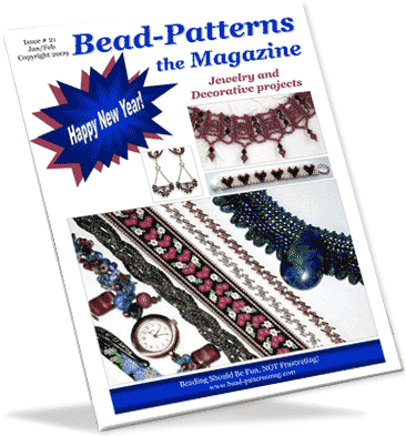 Bead-Patterns the Magazine - Issue 21 (Jan/Feb 2009)