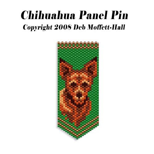 Chihuahua Dog Panel