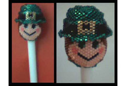 Leprechaun Pen Topper