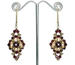 Lady Jane's Earrings