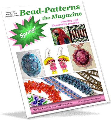 Bead-Patterns the Magazine - Issue 22 (Mar/Apr 2009)