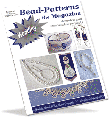 Bead-Patterns the Magazine - Issue 23 (May/Jun 2009)