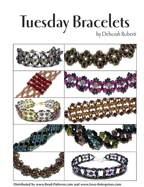 Tuesday Bracelets E-Book