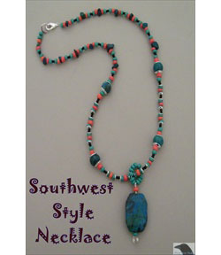 Southwest Style Necklace