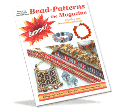 Bead-Patterns the Magazine - Issue 24 (Jul/Aug 2009)