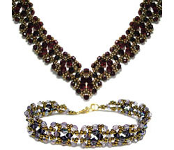 Ophelia Necklace & Bracelet