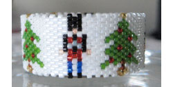 Nutcracker Tea Light Cover