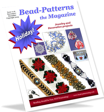 Bead-Patterns the Magazine - Issue 26 (Nov/Dec 2009)