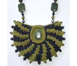Fantail Illusion Necklace
