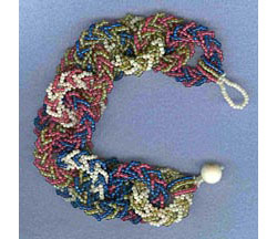 Braided Circlets Bracelet