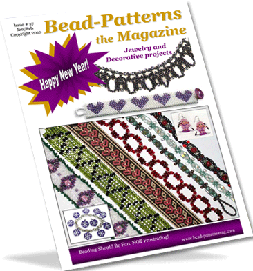 Bead-Patterns the Magazine - Issue 27 (Jan/Feb 2010)