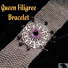 Queen Filigree Bracelet