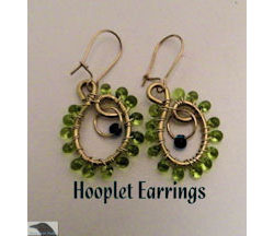 Hooplet Earrings