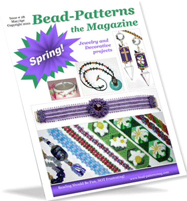 Bead-Patterns the Magazine - Issue 28 (Mar/Apr 2010)