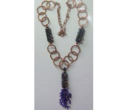 Beads & Chains Necklace