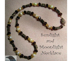 Sunlight & Moonlight Necklace