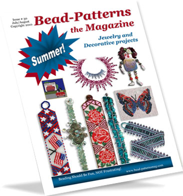 Bead-Patterns the Magazine - Issue 30 (Jul/Aug 2010)