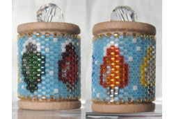 Christmas Lights Spool Ornament