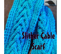 Slither Cable Scarf