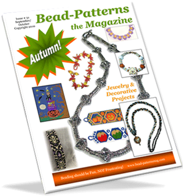 Bead-Patterns the Magazine - Issue 31 (Sep/Oct 2010)