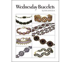 Wednesday Bracelets E-Book