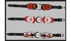 Interchangable Holiday Watch Bands