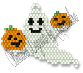 Pumpkin Ghostie