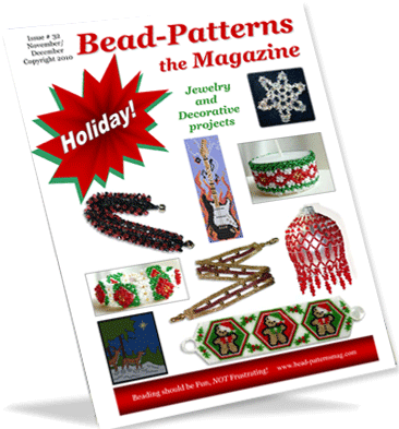 Bead-Patterns the Magazine - Issue 32 (Nov/Dec 2010)