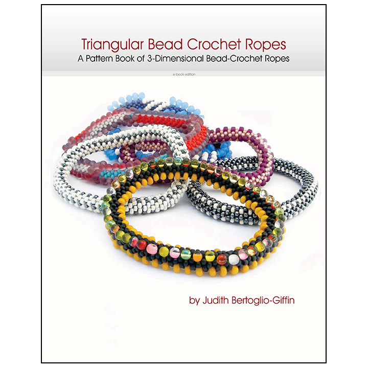 Triangular Bead Crochet Ropes eBook