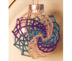 Spiral Ornament Cover