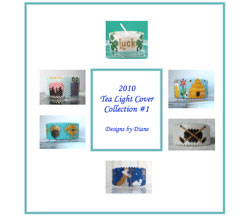 2010 Tea Light Cover Collection 1