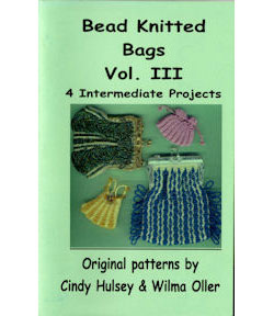Bead Knitted Bags Vol III
