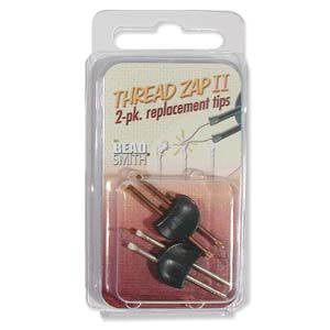 Replacement Tips for Thread Zap II
