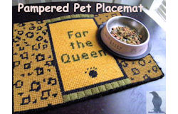 Pampered Pet Placemat