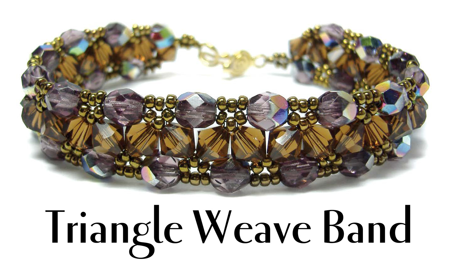 Triangle Weave Band