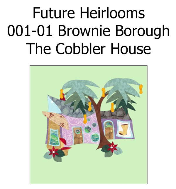 001-1 The Cobblers House