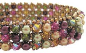 Embellished RAW Bracelet