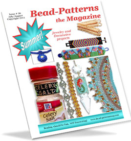 Bead-Patterns the Magazine - Issue 36 (Jul/Aug 2011)