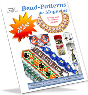 Bead-Patterns the Magazine - Issue 37 (Sep/Oct 2011)