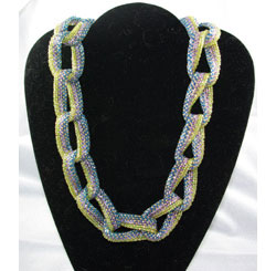 Twisted Ribbon Necklace