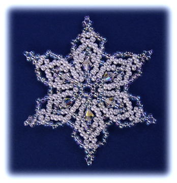Snowflake #41 Ornament