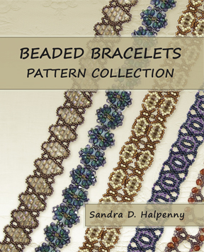 Beaded Bracelets Pattern Collection (Book)