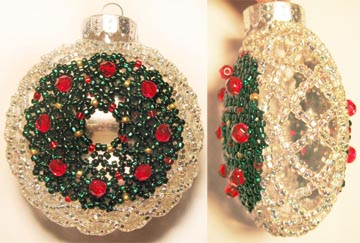 Wreath Ornament Cover