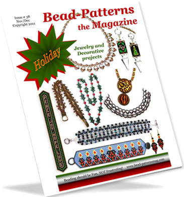 Bead-Patterns the Magazine - Issue 38 (Nov/Dec 2011)