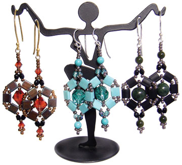 Tila Drop Earrings