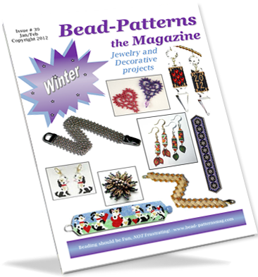 Bead-Patterns the Magazine - Issue 39 (Jan/Feb 2012)
