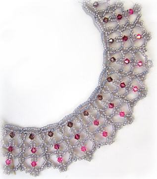 Brocade Necklace