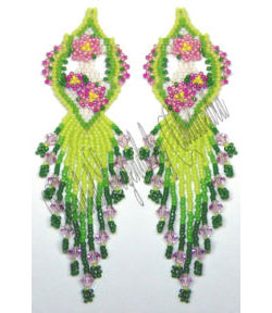 Spring Trellis Earrings