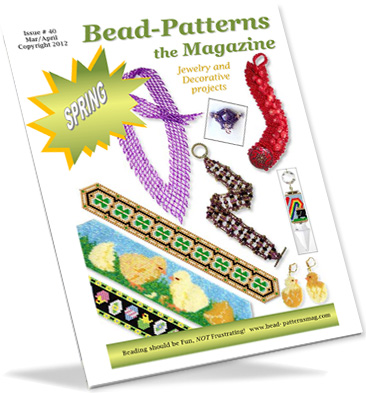 Bead-Patterns the Magazine - Issue 40 (Mar/Apr 2012)