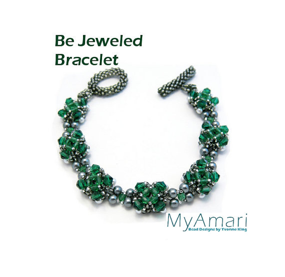 Be Jeweled Bracelet